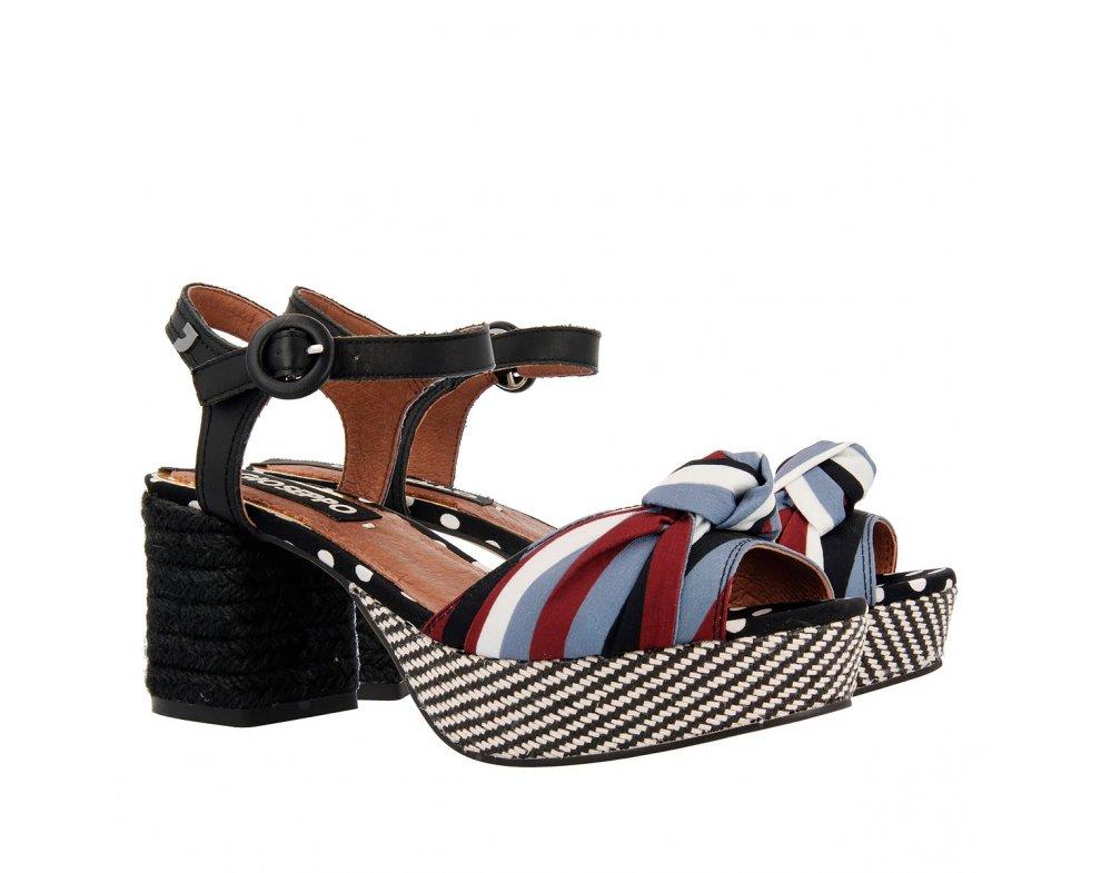 Sandále GP48783 BLACK