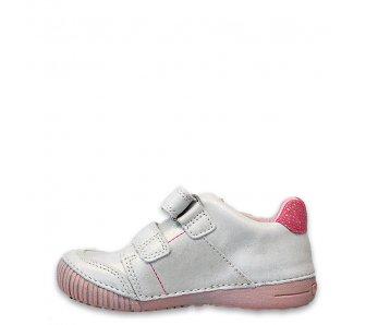 Detská obuv D.D.Step 036-702M WHITE