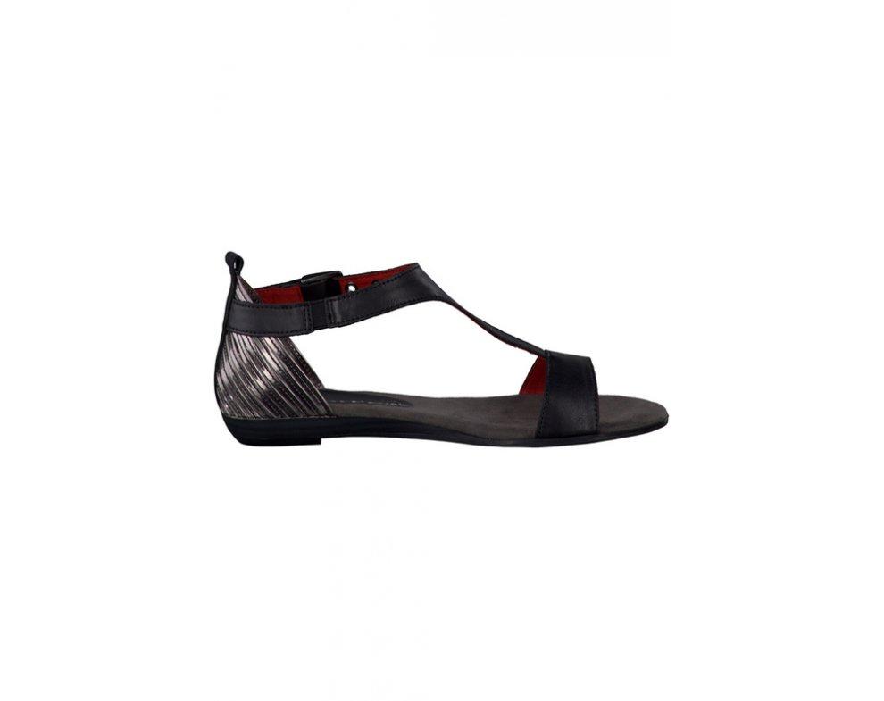 Sandále Tamaris 1-1-28170-36 088 BLACK/PLATINUM