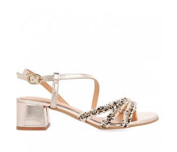 Sandále GP49047 GOLD