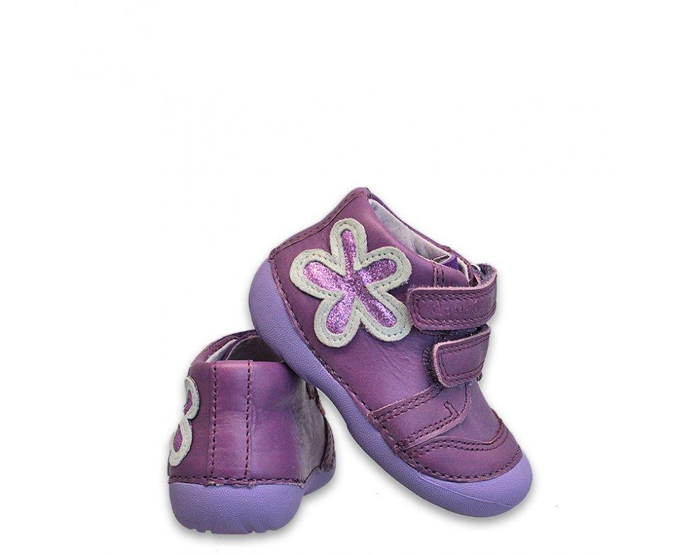 Detská obuv D.D. Step 015-144B LAVENDER