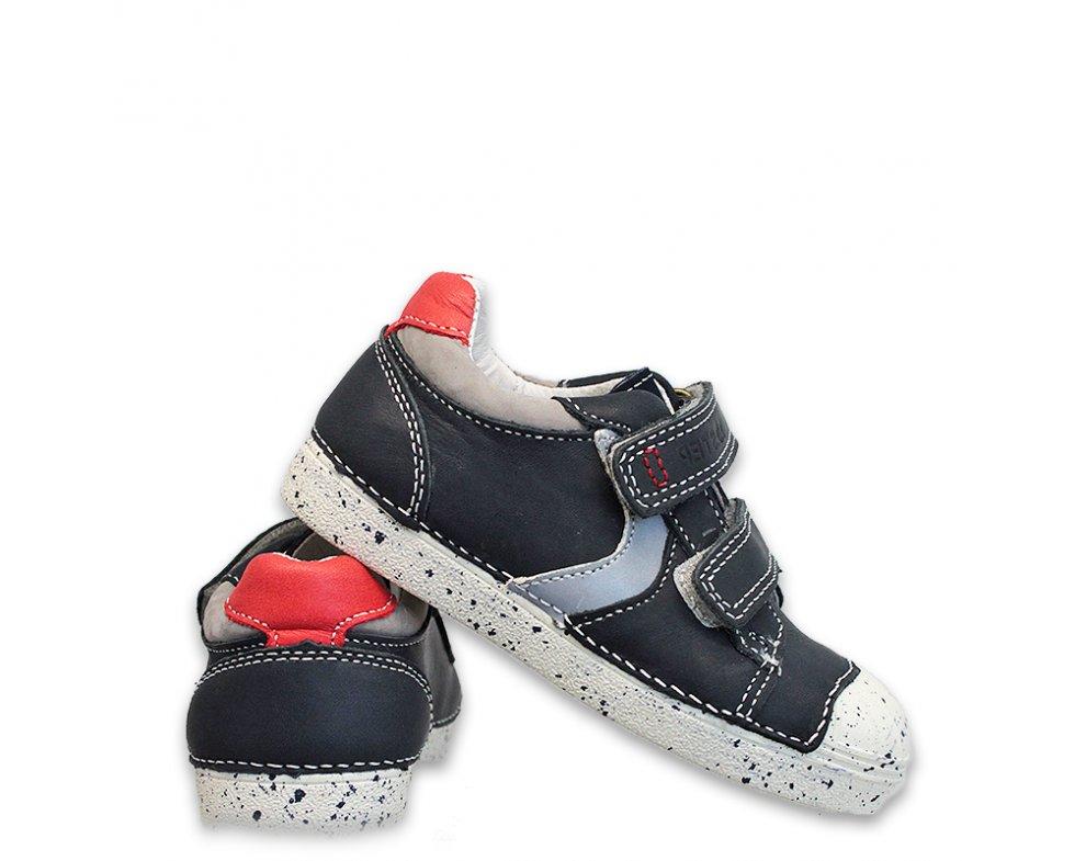 Detská obuv D.D. Step 043-512BM ROYAL BLUE