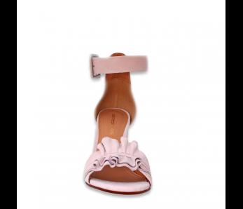 Sandále SZ2106/605 PÚDROVÁ SEMIŠ