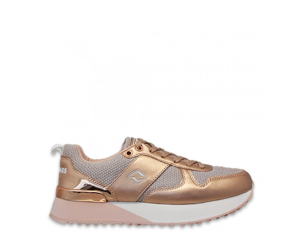 Sneakersy D1403 ROSEGOLD