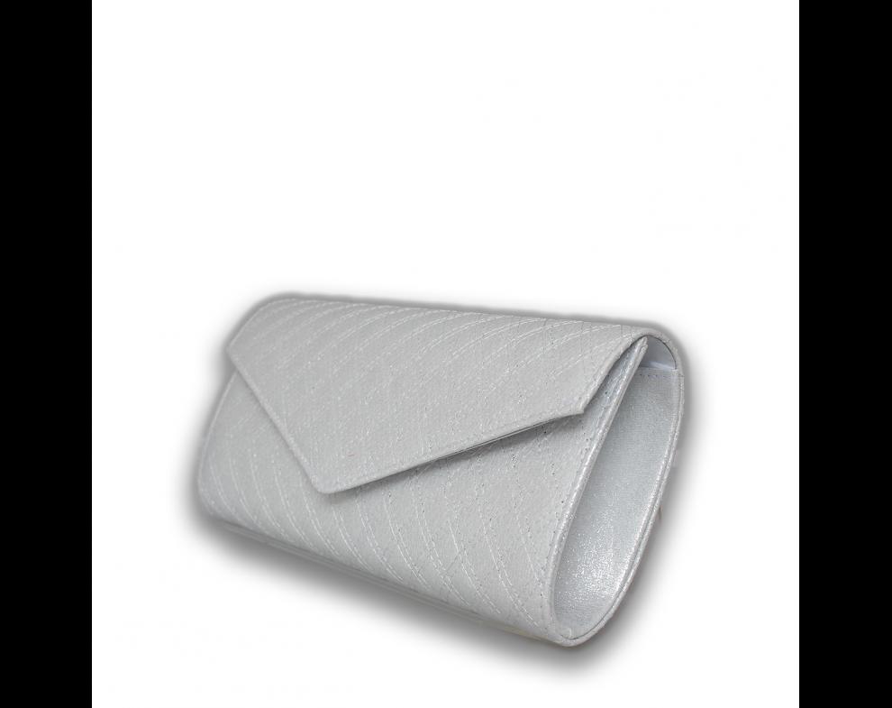 Spoločenská kabelka MQ30120 WHITE