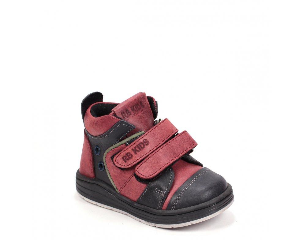 Detské topánky RB1-BB48-40-78-87 BORDO