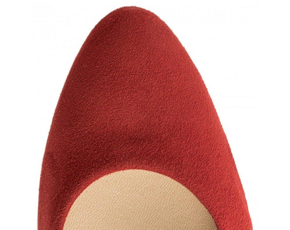 Lodičky hogl 5-106502 4000 red