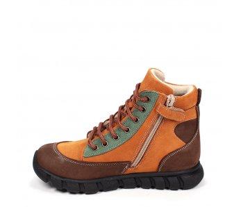 Detské topánky RB3-FLT124-133-71-16 CAMEL/BROWN/KHAKI