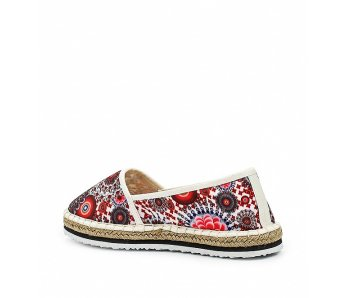 Espadrilky Tamaris 1-1-24613-26 954 FLOWER MULTI