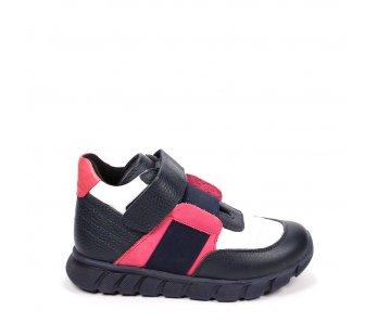 Detské topánky RB BORDO/RED/WHITE