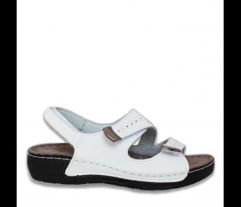 Zdravotná obuv SH150903 WHITE