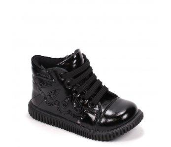 Detské topánky RB1-BB84-102-01 BLACK