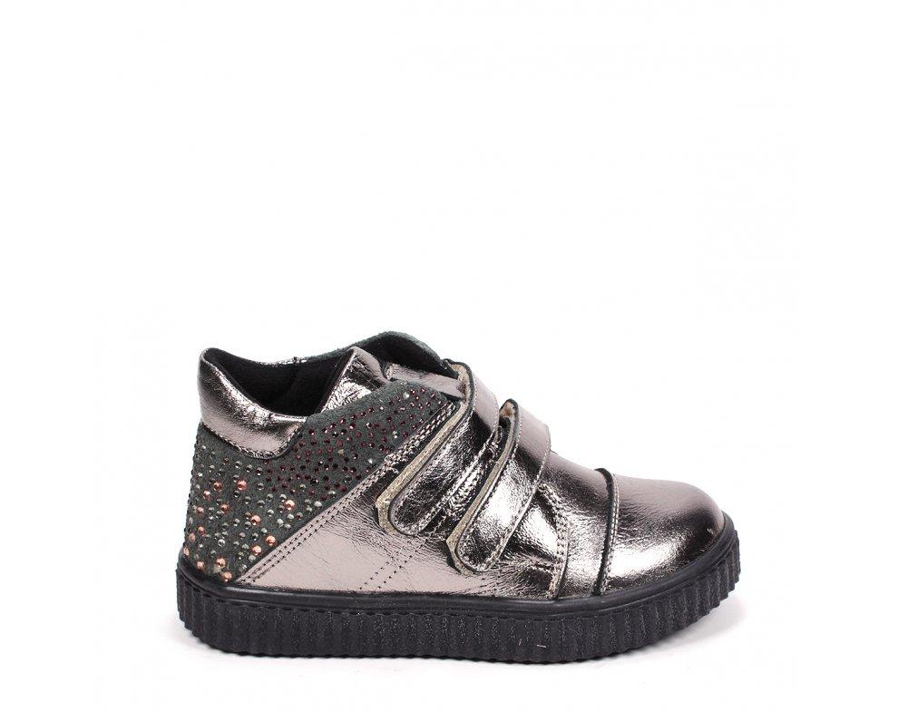 Detské topánky RB2-PTK52-90-91 SILVER