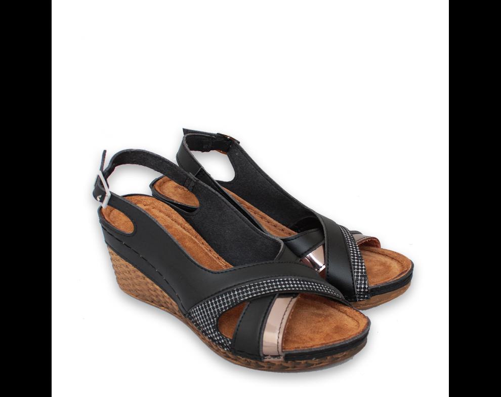 Zdravotná obuv SH9958 BLACK
