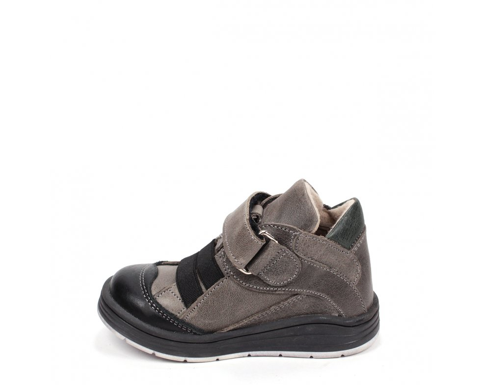 Detské topánky RB1-BB49-104-17-87 KHAKI