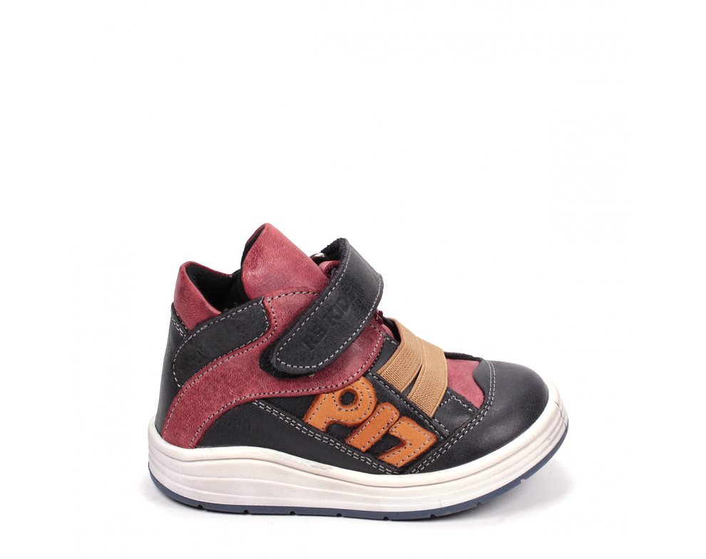 Detské topánky RB1-BB49-40-21-71 BLACK/BORDO