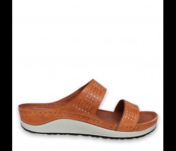 Zdravotná obuv SH2017-21-03 TAN