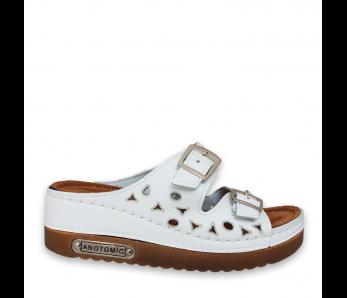 Zdravotná obuv SH9776 WHITE