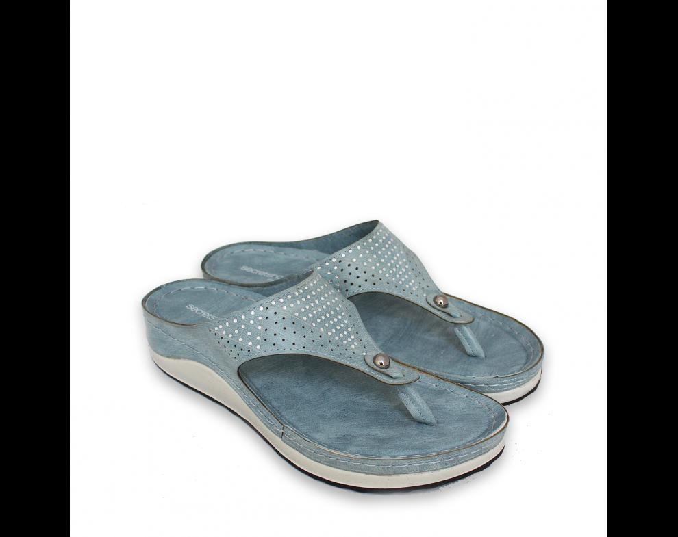 Zdravotná obuv SH2017-21-01 BLUE