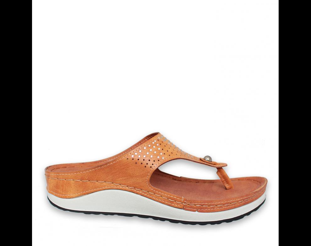 Zdravotná obuv SH2017-21-01 TAN