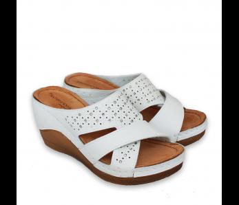 Zdravotná obuv SH170630 WHITE