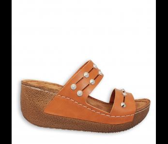 Zdravotná obuv SH141232 TAN
