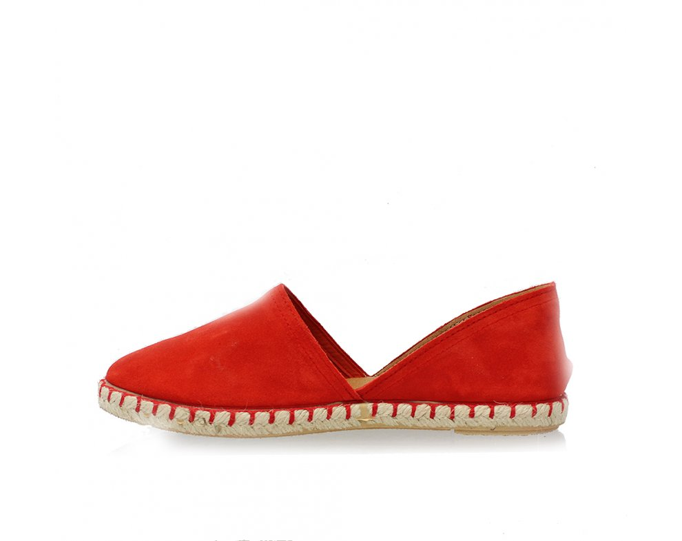 Espadrilky VB058SC ORANGE