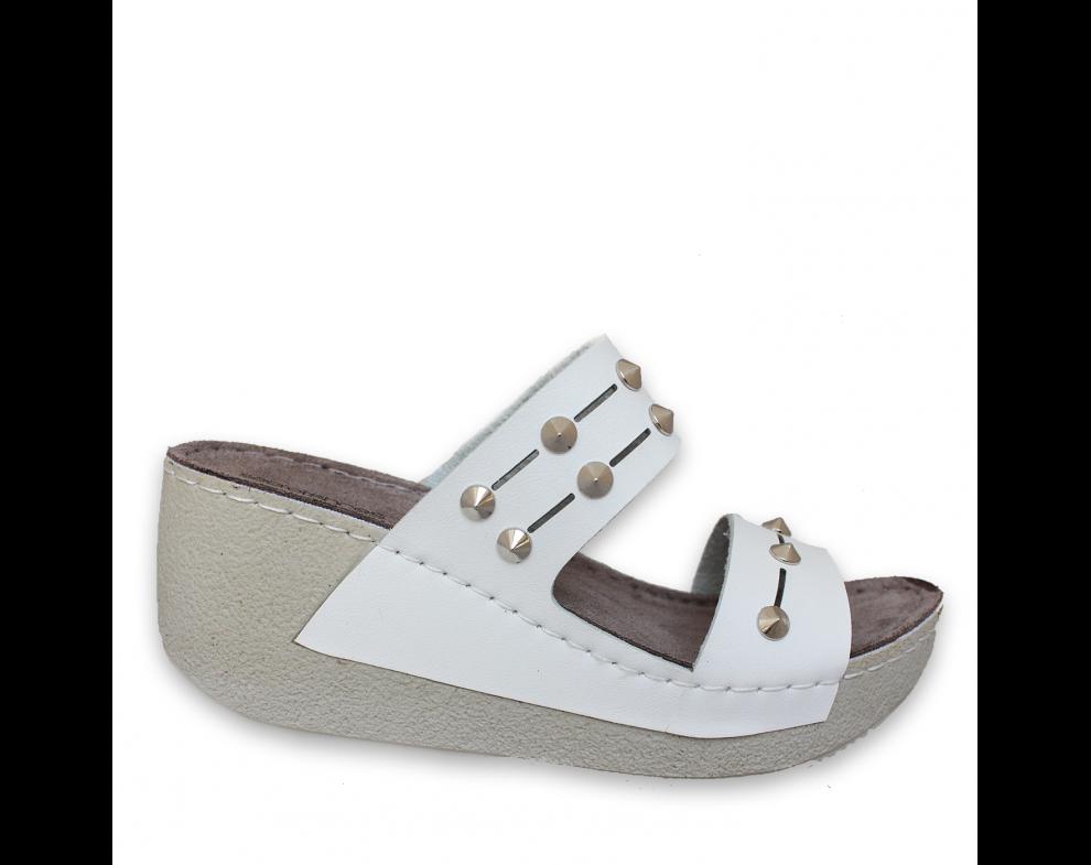 Zdravotná obuv SH141232 WHITE