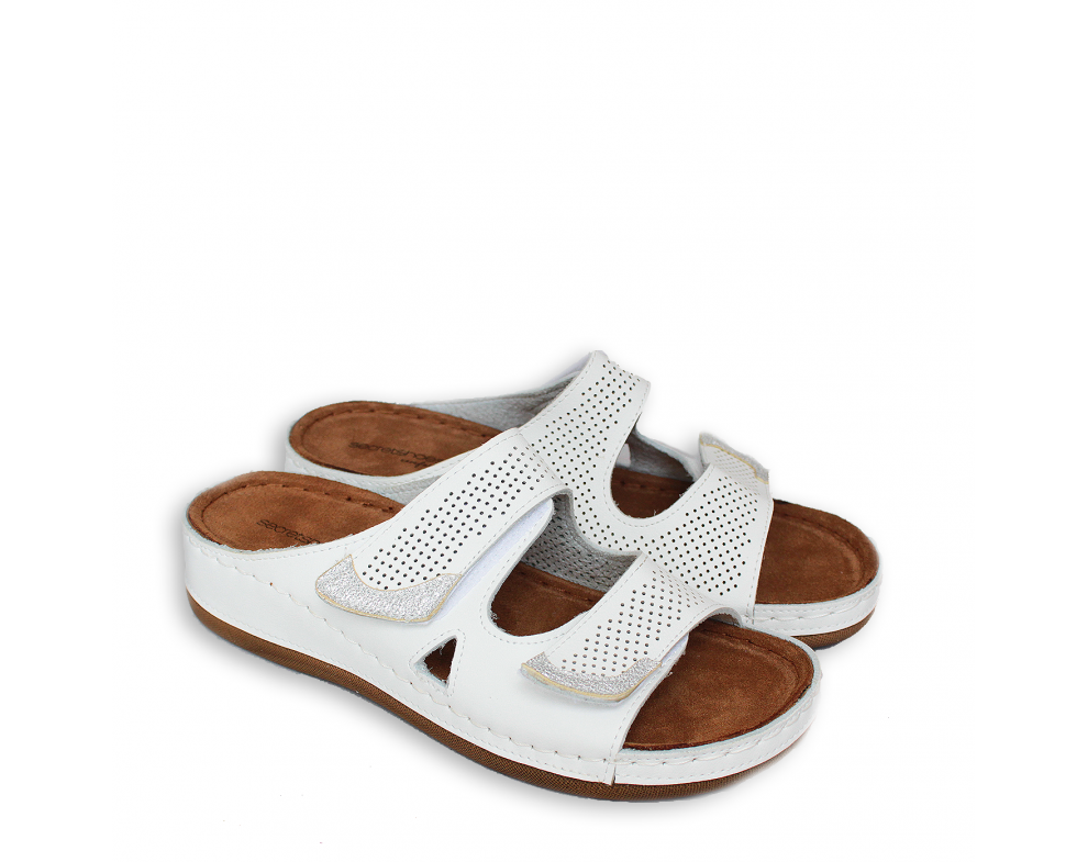 Zdravotná obuv SH5981 WHITE