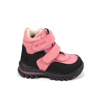 Detské topánky RB1-BB134-41-14 BLACK/PINK