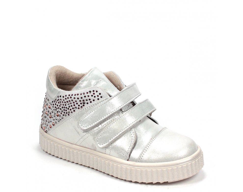 Detské topánky RB2-PTK52-28-97 SILVER