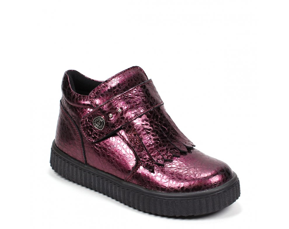 Detské topánky RB2-PTK86-115 BORDO