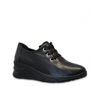 AL1708-04 BLACK LEATHER