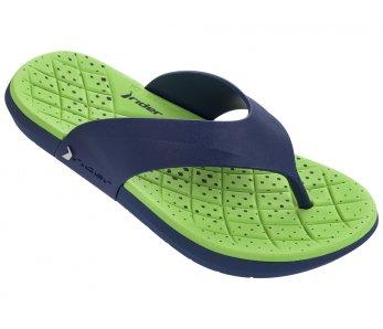 Pánske žabky IP82208 BLUE/GREEN