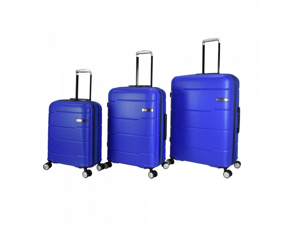 Cestovné kufre UN-108 BLUE