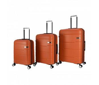 Cestovné kufre UN-108 ORANGE