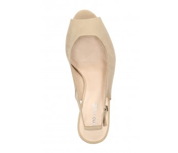 Sandále GINO ROSSI DNH866-AW3-0014-1400-0 BÉŽOVÁ