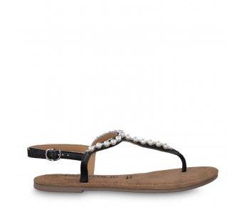 Sandále Tamaris 1-1-28158-30 001 BLACK