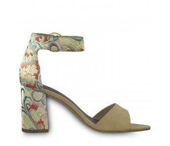 Sandále Tamaris 1-1-28368-30 271 NUDE COMB