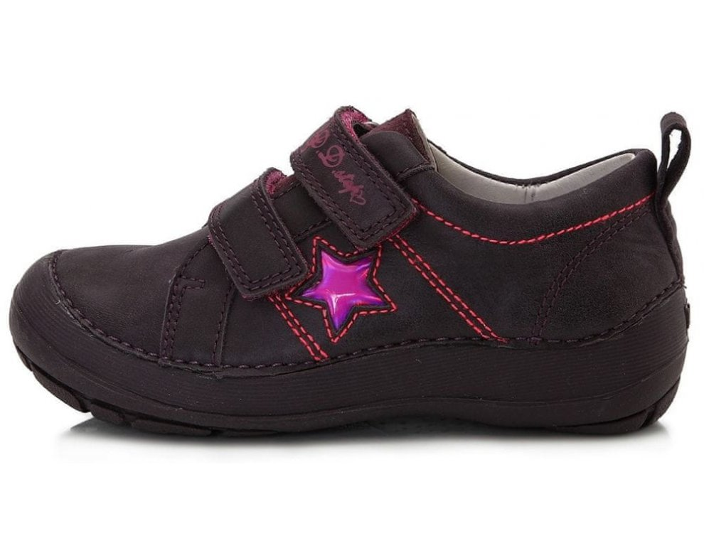 Detská obuv D.D.STEP 023-807L VIOLET