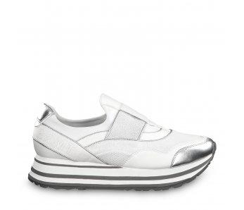 Sneakersy 1-1-24707-23 948 SILVER COMB