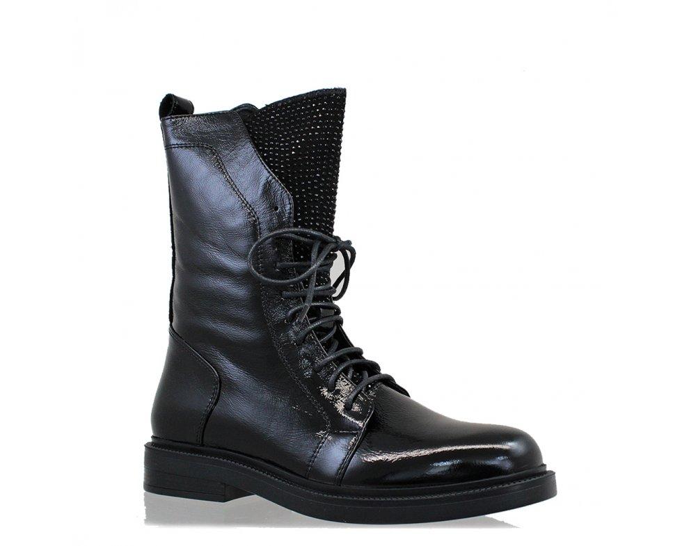 Štýlové workery RC8440/2045 BLACK PATENT