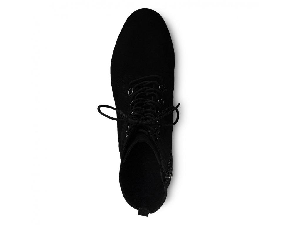 Kotníky 1-1-25102-23 001 BLACK