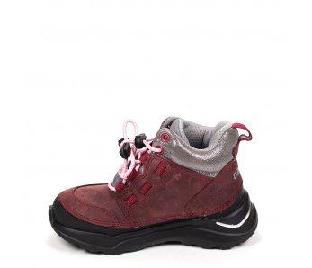 Nepremokavé detské topánky F61-111BM RASPBERRY