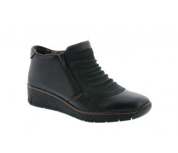 Vychádzková obuv RIEKER 53742-00 07