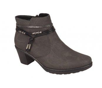Vychádzková obuv RIEKER 54953-00 07