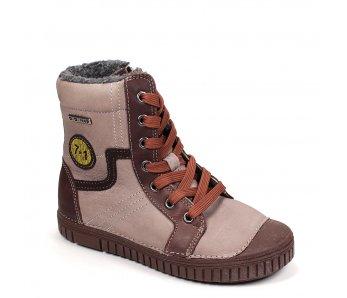 Detská obuv 033-2001L CHOCOLATE