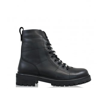 Workery MO1024-170 BLACK LEATHER