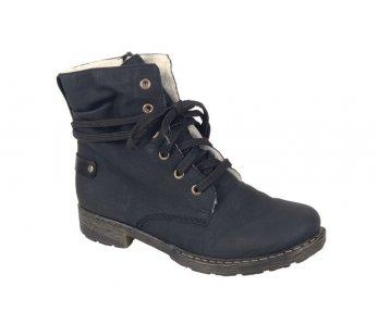 1a2b62628f49 Vychádzková obuv RIEKER 79220-00 07