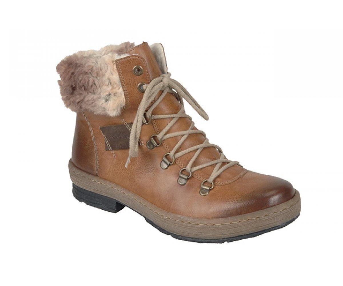 28fa777472e5 Vychádzková obuv RIEKER Z6743-24 07